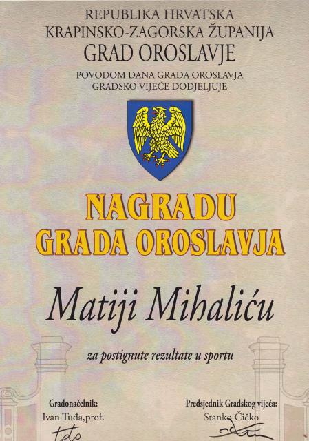 2015 Oroslavje MM