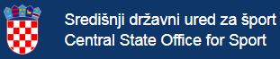 Sportska Hrvatska Odluka o raspodjeli financijskih sredstava Sredisnjeg drzavnog ureda za sport